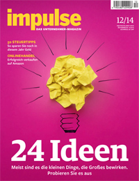impulse-Magazin Dezember 2014