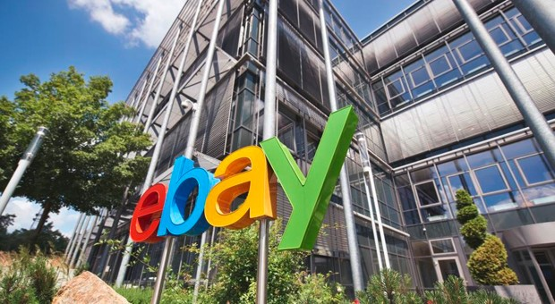 Die Zentrale von Ebay Deutschland in Dreilinden bei Berlin.