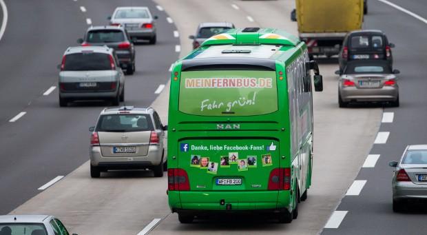 Der Fernbus-Markt wird erwachsen und steuert in die Gewinnzone
