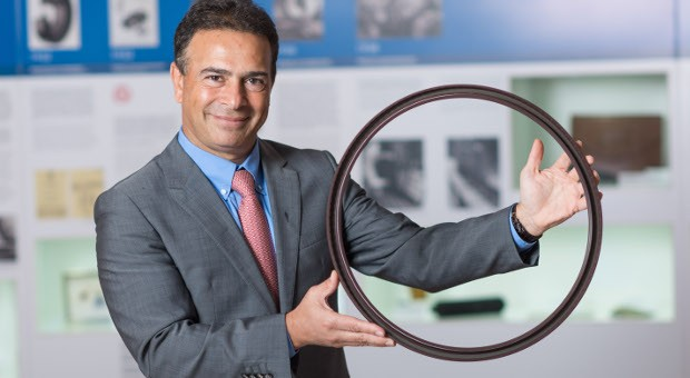 Der Iraner Mohsen ist seit über zwei Jahren Vorstandssprecher der Freudenberg SE.