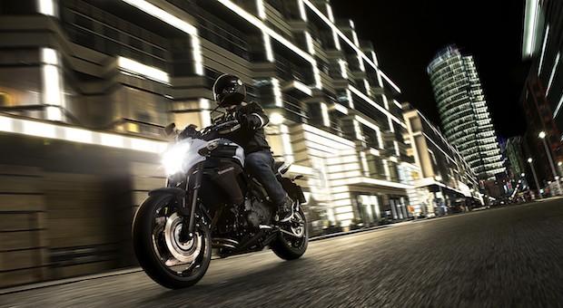 In Deutschland boomt der Motorradmarkt.