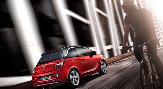 Benannt nach dem Firmengründer: der Opel Adam.