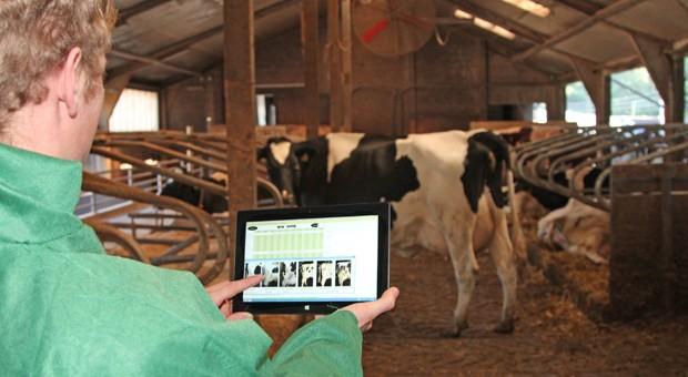 Moderne Technik findet immer mehr Einzug in die Landwirtschaft.