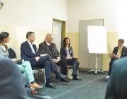 """Offene Diskussion in der Werkstatt """"Restrukturierung"""""""
