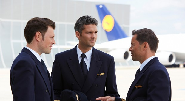 Die Piloten fordern Lufthansa zu Gesamtschlichtung auf.
