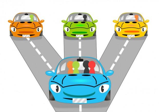 Braucht wirklich jeder ein Auto? Vor allem Großstädter wollen sich den Stress mit Reparaturen und Reifenwechseln nicht mehr antun und machen lieber bei Carsharing.