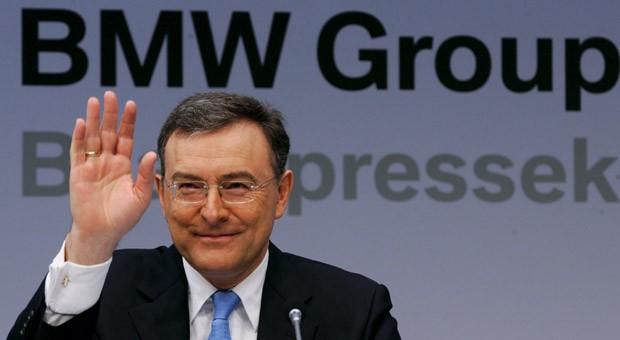 Der langjährige BMW-Chef Norbert Reithofer gibt vorzeitig seinen Vorstandsposten ab.