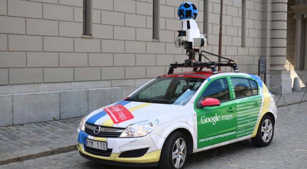 Bei den Fahrten sollen Informationen für den Kartendienst Google Maps gesammelt werden.