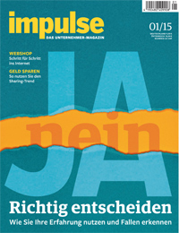 impulse-Magazin Januar 2015