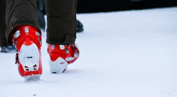 Skischuhe, Snowboards, Daunenjacken: Das Wintergeschäft macht bis zu einem Drittel des Jahresumsatzes eines Ladens aus.