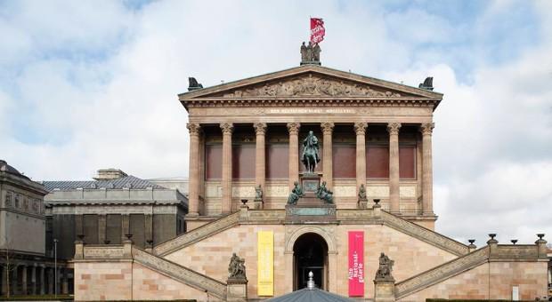 In der Alten Nationalgalerie Berlin werden die Impressionisten auf die Expressionisten treffen.
