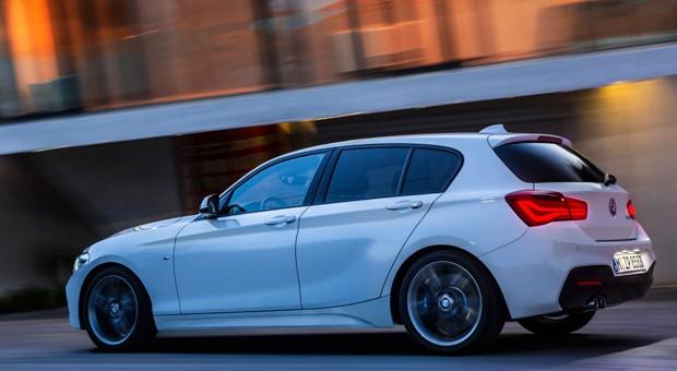 Runderneuert: der 1er BMW in der 2015er Version.
