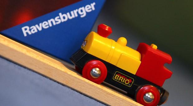 Der schwedische Holzeisenbahn-Hersteller Brio gehört künftig dem Spielwarenunternehmen Ravensburger