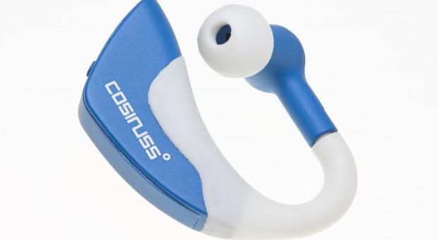 Eine ungewöhnliche Geschäftsidee: Sieht aus wie ein Kopfhörer, misst aber Temperatur, Puls und Blutdruck. Das Start-up Cosinuss hat das Gerät auf dem Markt gebracht.