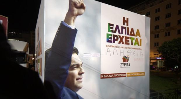Griechenland wird nach dem Wahlsieg von Syriza künftig von einer links-rechts Koalition regiert.  Parteichef Alexis Tsipras (Bild) hatte seinen Wählern ein Ende des Sparkurses und eine Schuldenstreichung durch die Geldgeber versprochen.