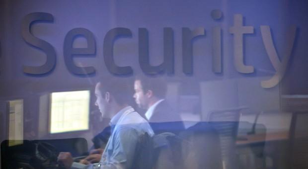 Das Cyberabwehrzentrum von Hewlett Packard in Böblingen: Auch Unternehmen wappnen sich gegen Extremisten.