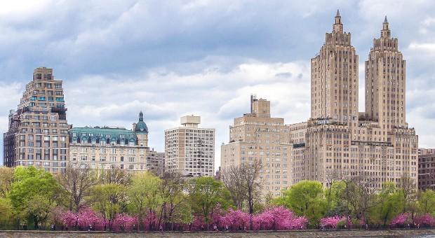 Fast unbezahlbar: eine Wohnung am Central Park. Die Mietpreise in New York sind zwischen 2000 und 2012 um 75 Prozent gestiegen.