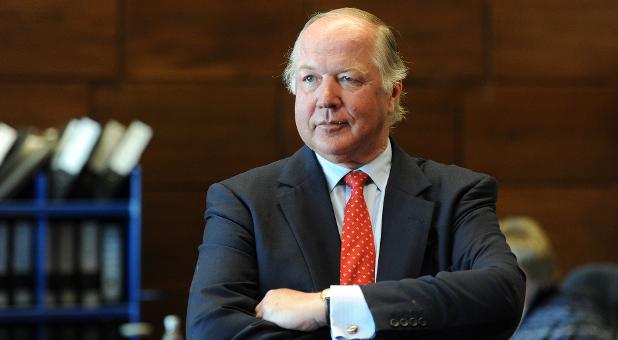 Dem Oppenheim-Banker Matthias Graf von Krockow droht eine mehrjährige Gefängnisstrafe.