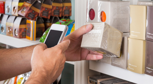 Detailierte Informationen werden für die Endverbraucher immer wichtiger. Terminal und Tablets im Geschäft oder Smartphone-Apps können dazu beitragen.