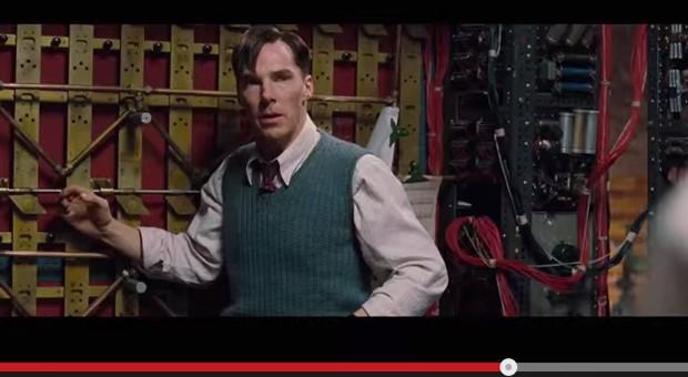"""Benedict Cumberbatch spielt in """"The Imitation Game"""" einen genialen Mathematiker."""