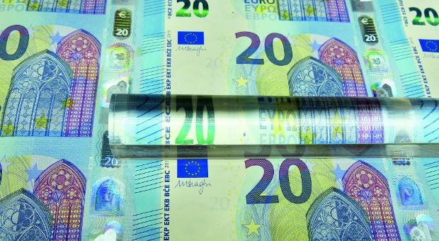 Bietet mehr Schutz vor Geldfälschern: der neue 20-Euro-Schein.