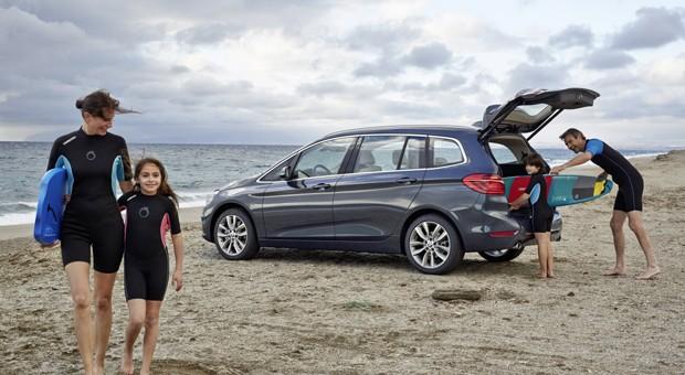 Der BMW 2er Gran Tourer soll im Juni auf den Markt kommen.