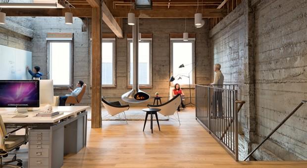 Das ist heute schon möglich: Das Start-up Giant Pixel in San Francisco ist Vorreiter der modernen Bürogestaltung.