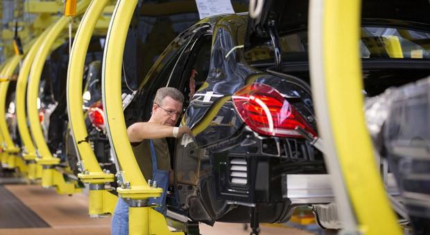 Die IG Metall setzte in den Tarifverhandlungen 3,4 Prozent mehr Gehalt für die 850.000 Beschäftigten durch.