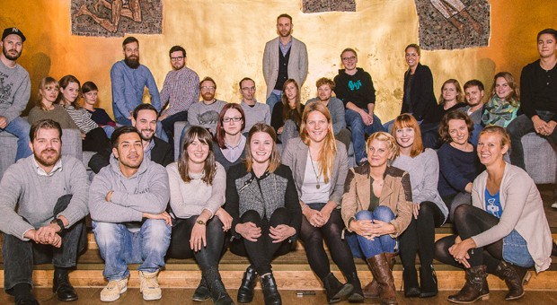 Die Mitarbeiter der Eimsbütteler Agentur Elbdudler bestimmen selbst, wie viel sie verdienen.