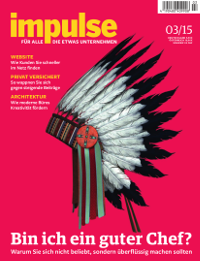 impulse-Magazin März 2015