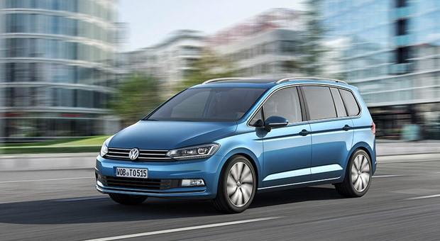 Der neue VW Touran ist auf dem Markt.