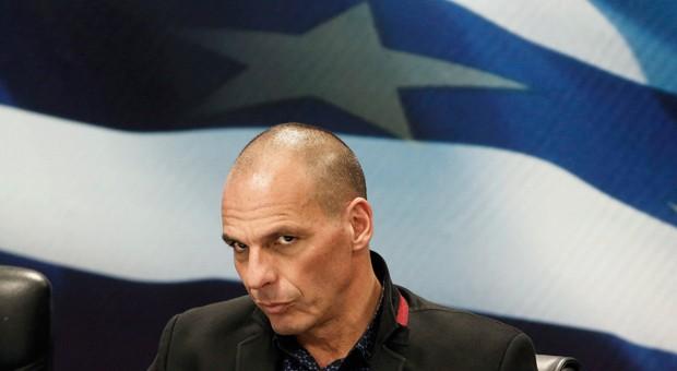 Der griechische Finanzminister Gianis Varoufakis