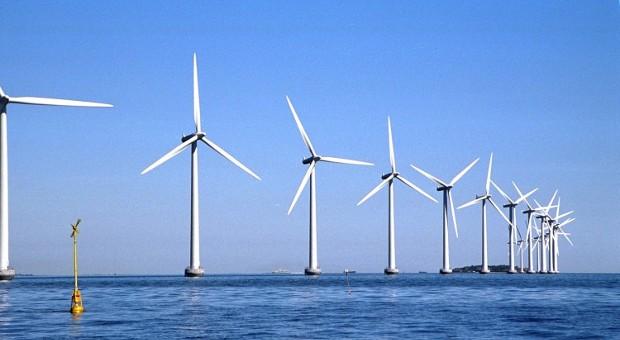 Offshore-Windanlage in der Ostsee
