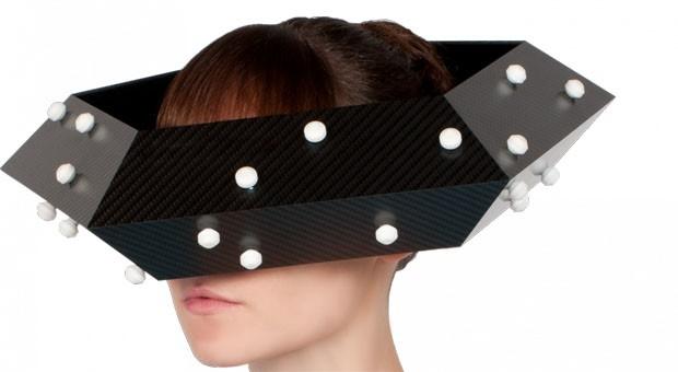 Mit der Raumbrille von der Firma ImmerSight können Bauprojekte noch während der Planung virtuell betreten werden.