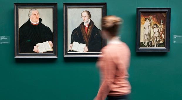 Wertvolle Kunst und berühmte Museen: Trotzdem werden vielen Angestellten nur niedrige Gehälter gezahlt - trotz Mindestlohn.