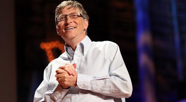 Trotz Milliardenspenden: Microsoft-Gründer Bill Gates bleibt der reichste Mann der Welt.