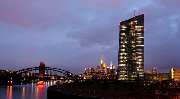 Der neue EZB-Tower in Frankfurt. Kostenpunkt: 1,3 Milliarden Euro.