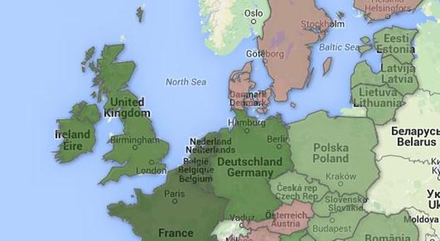 Zwischen den einzelnen Ländern in Europa gibt es große Unterschiede beim Mindestlohn.