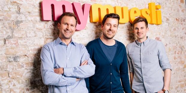 Mit einem online-Versand für Müsli haben Hubertus Bessau, Philipp KRaiss und Max Wittrock 2007 angefangen. Mittlerweile gibt es Läden in fünf Städten.