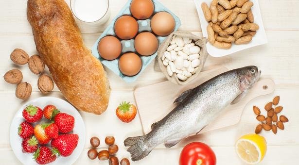 Nicht nur die Zutaten, sondern auch Allergene müssen gesondert bei Lebensmitteln gekennzeichnet werden.