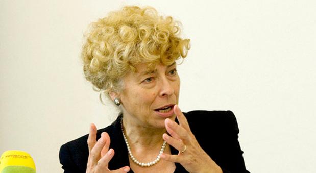 Gesine Schwan, Vorsitzende der SPD-Grundwertekommission, spricht sich für eine Entschädigung Griechenlands aus.