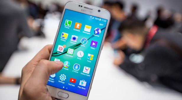 Auf dem Mobile World Congress in Barcelona hat Samsung die neuen Smartphones präsentiert.