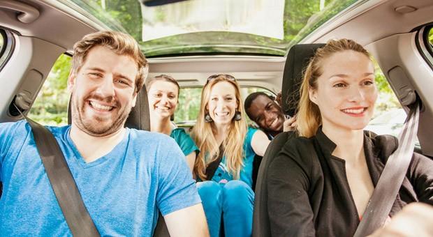 Über die Webseite des Start-ups BlaBlaCar können Nutzer Fahrer oder Mitfahrer  für Reisen quer durch Deutschland und ins Ausland finden.