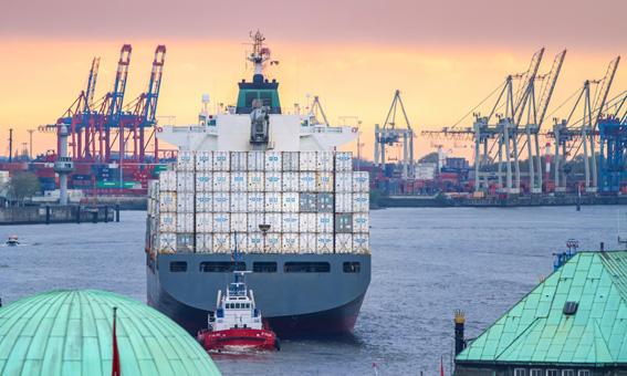 Containerschiffe sollen auf dem Weg nach China im Hafen von Dawei anlegen - so der Plan der Militärjunta von Myanmar.
