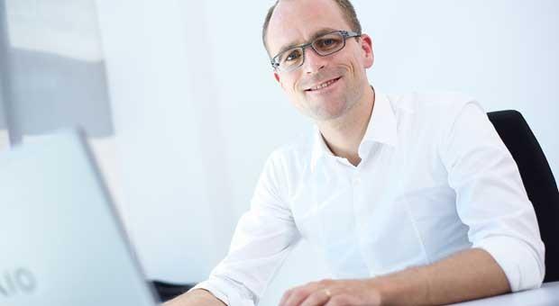 Unternehmer David Wenger: Erst ein Ingenieurbüro in Ulm, jetzt ein Start-up im Silicon Valley