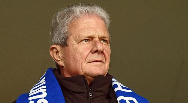 Fußball ist seine große Leidenschaft: SAP-Mitgründer Dietmar Hopp