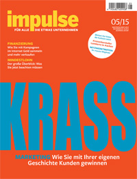 impulse-Magazin Mai 2015