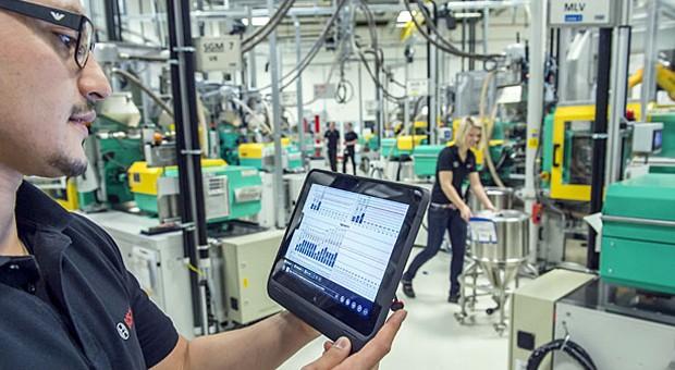 Die deutsche Wirtschaft droht den Anschluss an Industrie 4.0 zu verlieren.