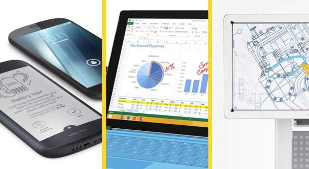 Technik-Gadgets erleichtern Ihnen den Abschied vom Papier.