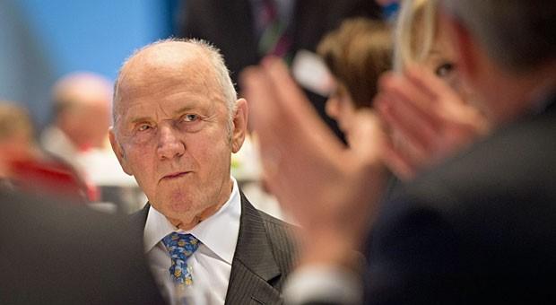 """VW-Aufsichtsratsvorsitzender Ferdinand Piech: """"Ich betreibe die Ablösung von Martin Winterkorn nicht."""""""